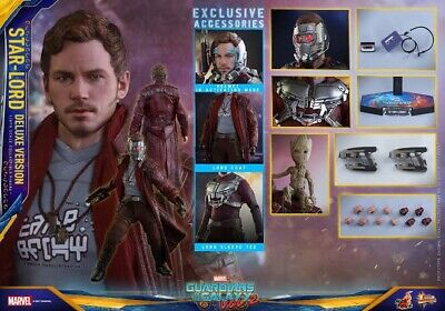 Hot Toys Guardians Of The Galaxy Vol 2 1:6 Deluxe Version Star-lord