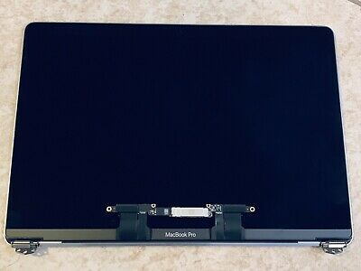 "NEW Apple MacBook Pro 13"" A1706 A1708 2016 2017 Space Gray - LCD Screen Assembly"