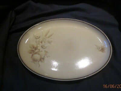 Denby Memories Images  Oval Platter 32½Cm Or 12¾ Ins Good Condition
