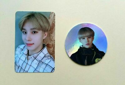 NCT 127 We are Superhuman 4th Album Authentic Official Photocard - Jungwoo set *