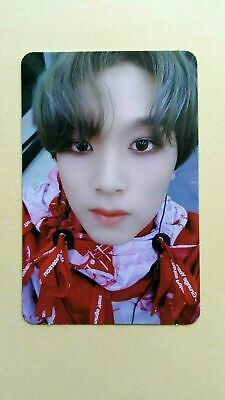NCT 127 We are Superhuman 4th Album Authentic Official Photocard -  Haechan *