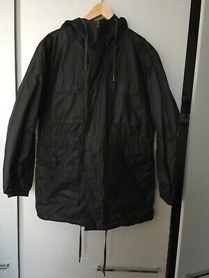 G-Star Raw mid thigh rain jacket.  size M.  Excellent condition