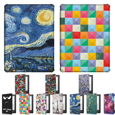 Case Cover for Amazon New Kindle Paperwhite 2018 / All New Kindle 2019 Pattern