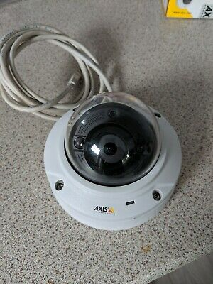 Axis M3024-LVE IP security camera indoor & outdoor Dome White 1280 x 800 pixels