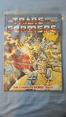 Transformers The Complete Work Part1