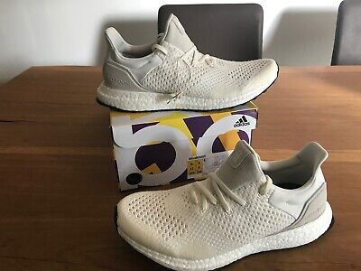 ADIDAS ULTRA BOOST CBC Uncaged EE3731 White Gr. 42 US 8.5 UK 8 NEUOVP