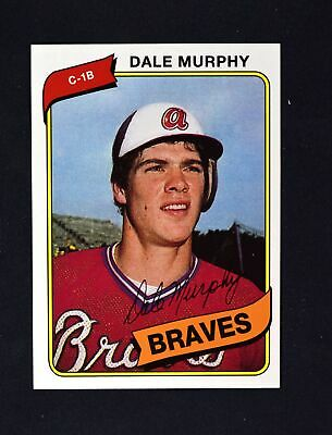 2019 Topps Series 2 Iconic Card Reprints #ICR-87 Dale Murphy