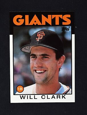 2019 Topps Series 2 Iconic Card Reprints #ICR-91 Will Clark