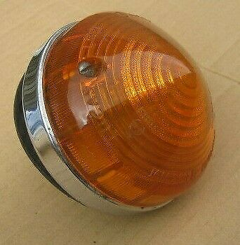 2 x CLEAR SIDE//INDICATOR LAMP ASSY/'S Austin Healey 100//6 Hundred Six 1957-59