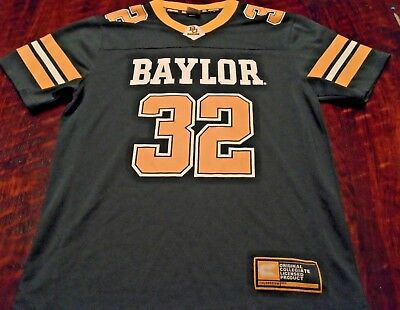 "Baylor Bears Football Jersey NCAA /""Spike It/"" Football Jersey"