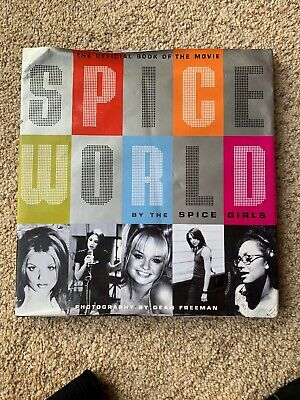Spice World Book by The Spice Girls