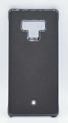 online retailer 0ae05 5ef83 MONTBLANC HARD SHELL Leather Case for Samsung Galaxy Note 9 Back ...