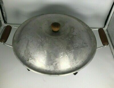 Vintage Oster Wok WITH Cord
