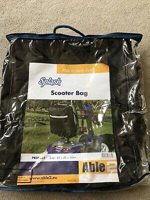 Able 2 Mobility Scooter Bag New