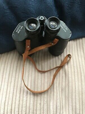 Vintage Boots  Empire Made 10 X 50 Coated Optic Binoculars, Without case.