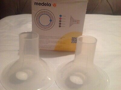 medela personal fit breast shields - 24 mm