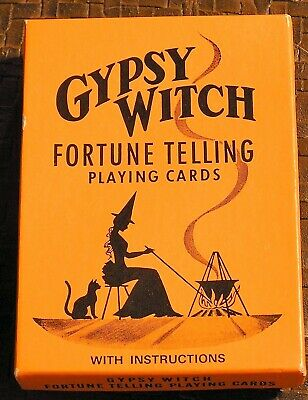 BRAND NEW! GYPSY Witch Fortune Telling Oracle Can Also Use As