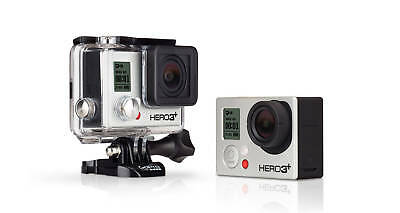 Verleih GoPro Action Kamera (Hero3+ Black) + Zubehörpaket für Videos + Bilder