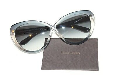 1ed6088b7924 Tom Ford Tf 253 20B Madison Grey Gradient Authentic Sunglasses 63-10 Mm  Italy