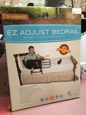 Be Independent EZ Adjust Bedrail