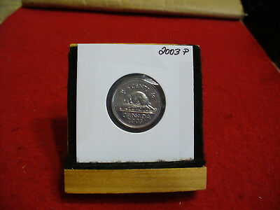2003P  Canada  1  Nickel 5 Cents  Coin  Proof Like Sealed   High  Grade