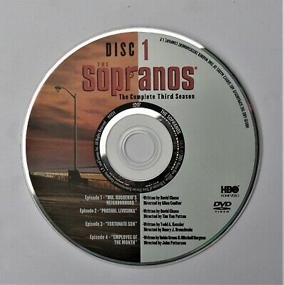 THE SOPRANOS SEASON 2 DVD Box Set HBO Gangster Show New