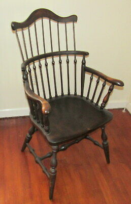 vtg or antique windsor chair wood LOCAL PICKUP ONLY (Lebanon, PA)