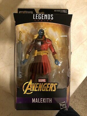 Marvel Legends Avengers End Game MALEKITH Infinity War Cull Obsidian Figure BAF