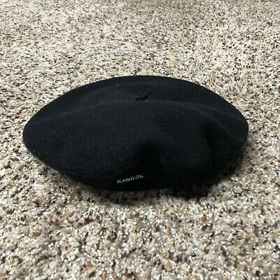 957b819c Kangol 100% Wool Kids or Small Womans's Beret Hat Hat One Size