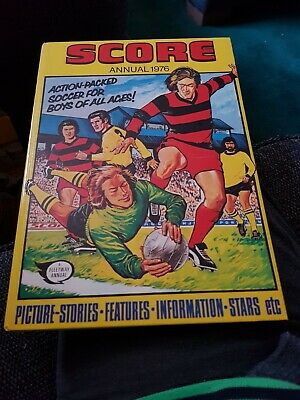 Score Annual 1976 X EXCELLENT CONDITION FOR AGE X 2193N X