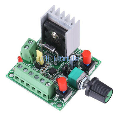1x Stepper motor Pulse Signal Generator/driver controller/Speed Regulator Module