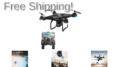Holy Stone HS120D FPV Drone with Camera for Adults 1080p HD Live Video and GP...