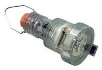 Clipsal INDUSTRIAL PENDANT OUTLET 500V 4-Pins Round ELECTRIC ORANGE- 10A Or 20A