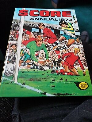 Score Annual 1973 X EXCELLENT CONDITION FOR AGE X 2195N X