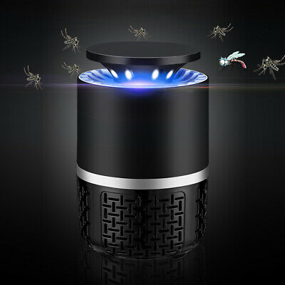 Mosquitron Electric Mosquito Insect Killer Trap Lamp LED Bug Zapper Pest Control