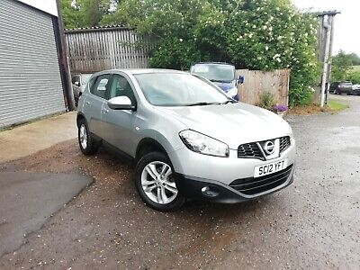 2012 NISSAN QASHQAI ACENTA 1.5DCI. Dealer history, well maintained.