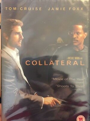 Collateral (DVD, 2005) New Sealed