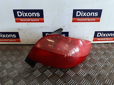 2 months warranty Peugeot 206 O//S rear light