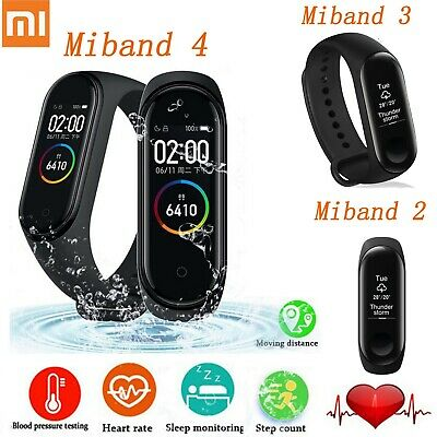 Xiaomi Mi Band 4 Heart Rate Care Fitness Tracker Waterproof SmartwatchWristband