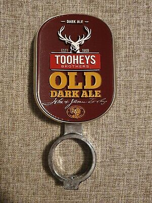 Tooheys Old Beer Tap Decal And Mount Badge Top Handle Topper