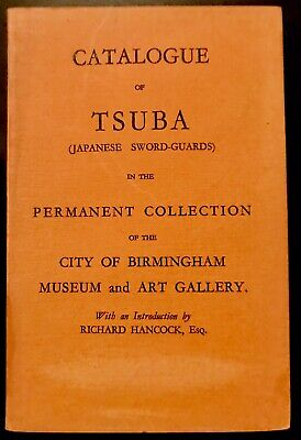 CATALOGUE OF TSUBA ANTIQUE BOOK ninjutsu Bujinkan Martial
