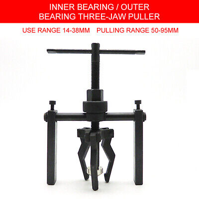 Three Jaw Type Puller Forging Machine Top Sell Tool Kit Black Carbon Steel H0Ps