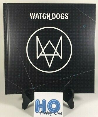 Artbook - the Art of Watch Dog - New