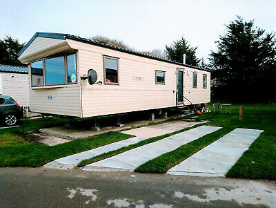 Static Caravan Sited At Combe Haven Holiday Park Hastings