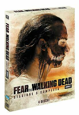 Fear The Walking Dead - Stagione 3 (4 Dvd) Italiano, Nuovo