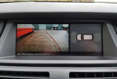 BMW X5 E70 SAT NAV Display Screen 8.8'' 2008