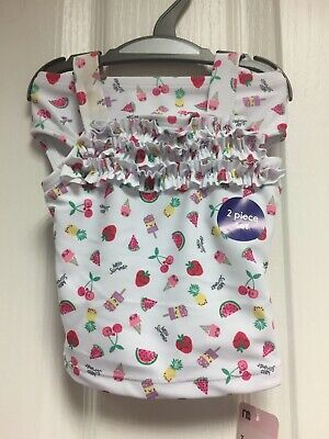 Mothercare Baby Girl 2piece Swim Suit New Size 3-6m