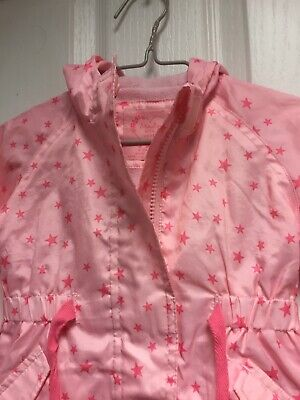 Baby Girl Young Dimension Pink Jacket Size 9-12m