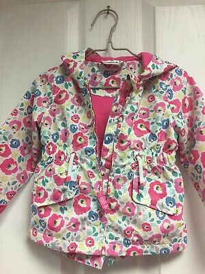 Lovely Baby Girls F&F Jacket Size 9-12m