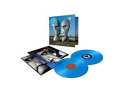 PINK FLOYD - THE DIVISION BELL - 25th ANNIVERSARY - BLUE - 2 LP